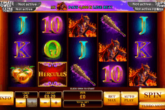 age of the gods prince of olympus playtech slot machine
