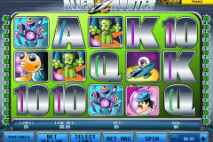 alien hunter playtech slot machine