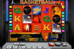 basketball novomatic slot machine