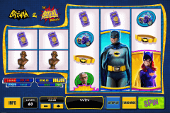 batman the batgirl bonanza playtech slot machine