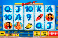 baywatch playtech slot machine