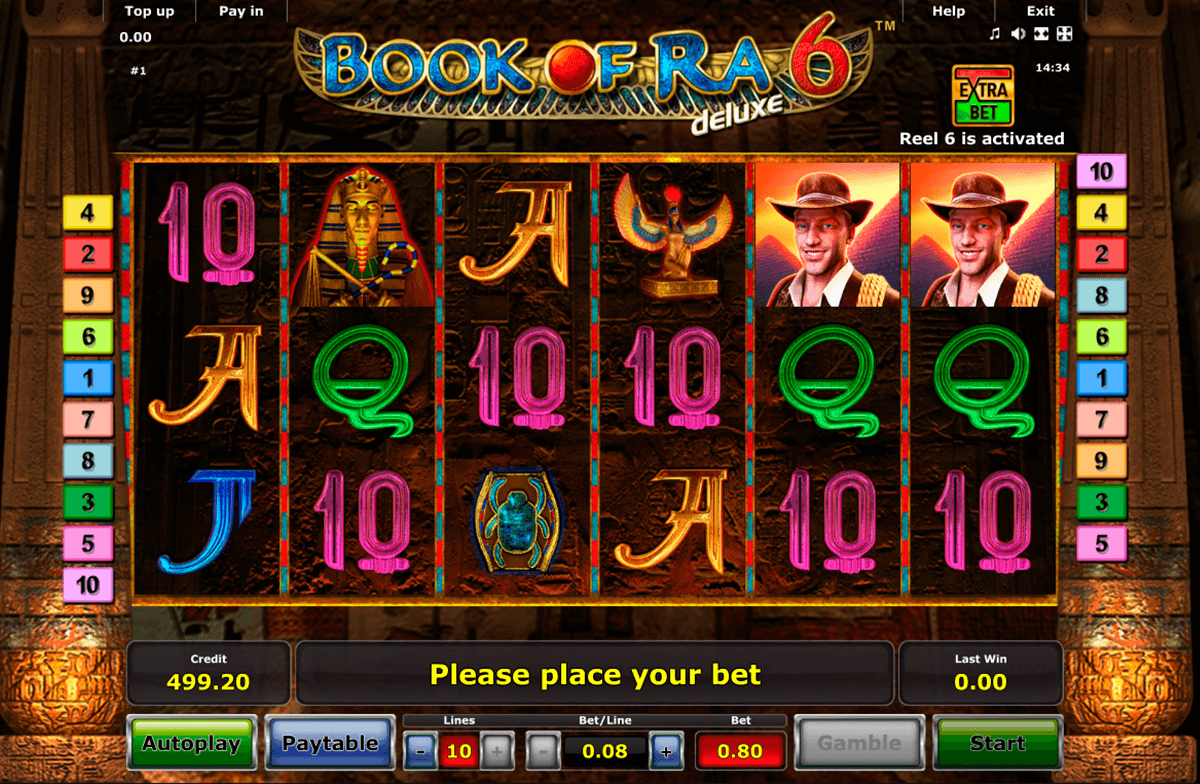 book of ra slot gratis online