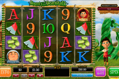 bounty of the beanstalk playtech slot machine