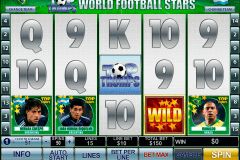 football stars playtech slot machine