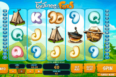 foxy fortunes playtech slot machine
