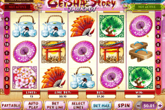 geisha story jackpot playtech slot machine
