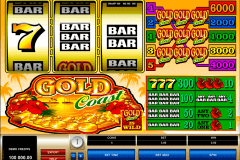 gold coast microgaming slot machine