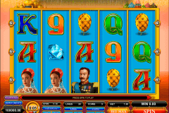 great czar microgaming slot machine
