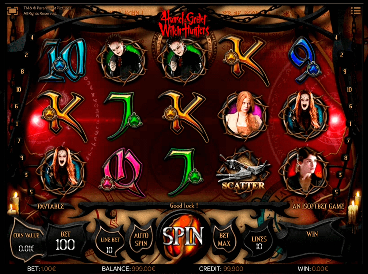 hansel gretel isoftbet slot machine