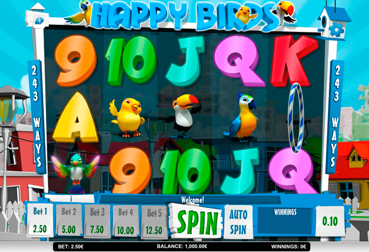 Spiele Formosan Birds - Video Slots Online