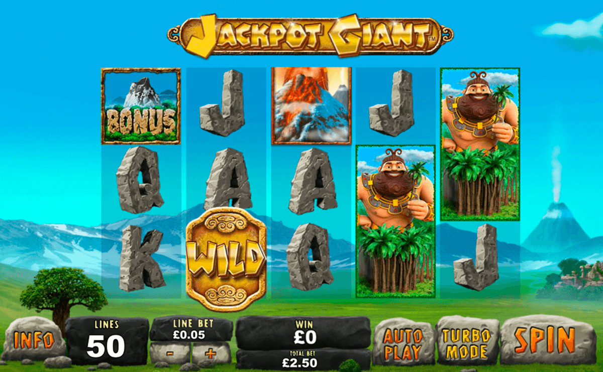 jackpot giant playtech slot machine