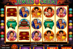 jewels of the orient microgaming slot machine