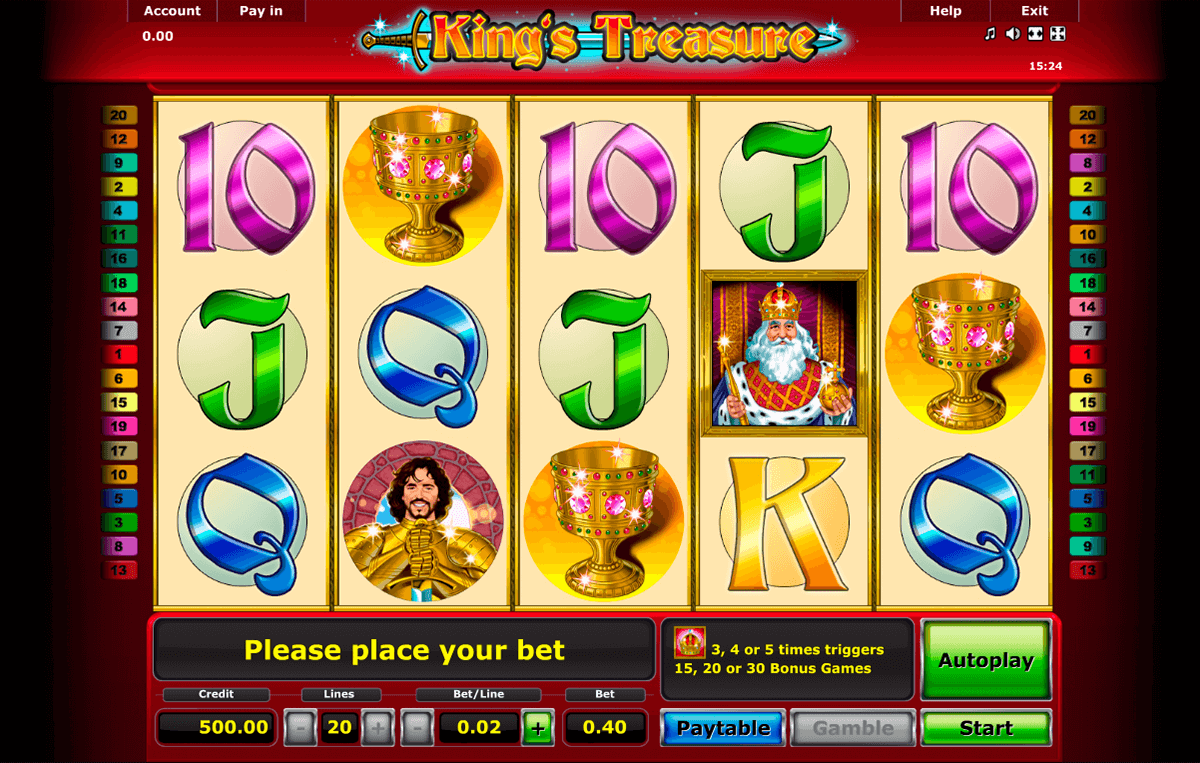 Spiele Gem King - Video Slots Online