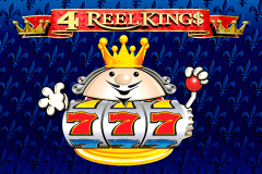 logo 4 reel kings novomatic slot online