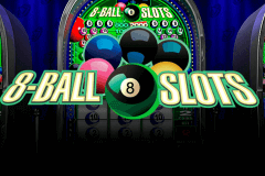logo 8ball slots playtech slot online