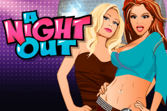 logo a night out playtech slot online