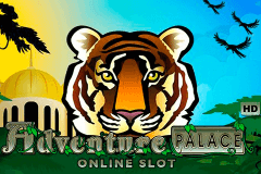 logo adventure palace microgaming slot online