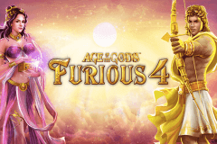 logo age of the gods furious 4 playtech slot online