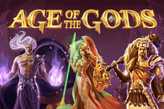 logo age of the gods playtech slot online