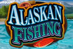logo alaskan fishing microgaming slot online