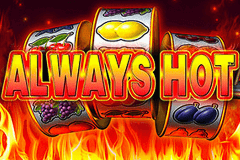 logo always hot novomatic slot online