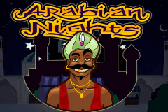 logo arabian nights netent slot online