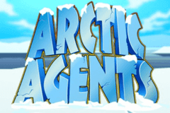 logo arctic agents microgaming slot online