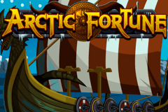 logo arctic fortune microgaming slot online