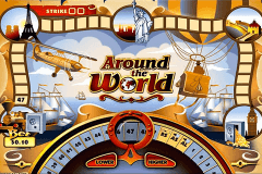 logo around the world microgaming slot online