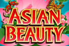 logo asian beauty microgaming slot online