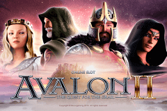 logo avalon ii microgaming slot online