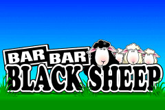 logo barbarblack sheep microgaming slot online