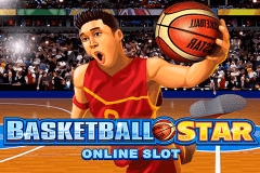 logo basketball star microgaming slot online