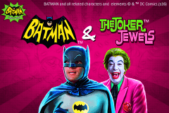 logo batman the joker jewels playtech slot online