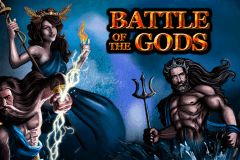 logo battle of the gods playtech slot online