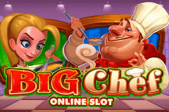 logo big chef microgaming slot online