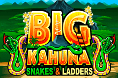 logo big kahuna snakes and ladders microgaming slot online