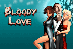 logo bloody love novomatic slot online