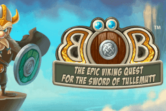 logo bob the epic viking quest netent slot online