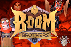 logo boom brothers netent slot online