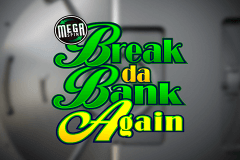 logo break da bank again megaspin microgaming slot online