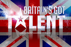 logo britains got talent playtech slot online
