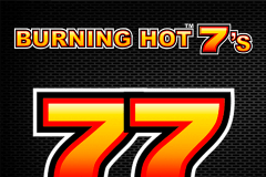logo burning hot sevens novomatic slot online