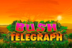 logo bush telegraph microgaming slot online