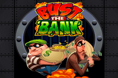 logo bust the bank microgaming slot online