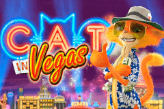 logo cat in vegas playtech slot online