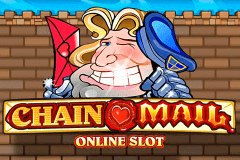 logo chain mail microgaming slot online