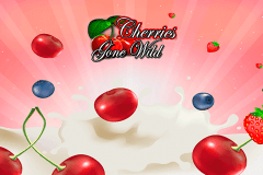 logo cherries gone wild microgaming slot online
