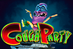 logo conga party microgaming slot online
