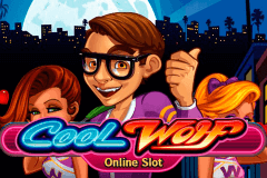 logo cool wolf microgaming slot online